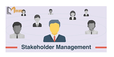 Stakeholder Management 1 Day Training in Kitchener tickets