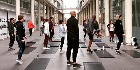 Outdoor TNL 58' Workout on Tuesday Oct 20 tickets