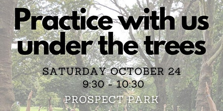 Outdoor Yoga in Prospect Park tickets