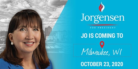 Dr. Jo Rally in Milwaukee, WI tickets