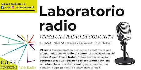 Laboratorio Radio biglietti
