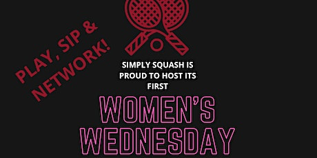 Women's Wednesday Squash Social tickets