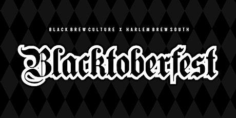 Blacktoberfest Beer Fest 2020 tickets