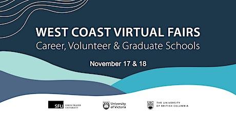 West Coast Virtual Fairs - Exhibitor Registration tickets