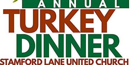 Stamford Lane United's Turkey Dinner 2020 tickets