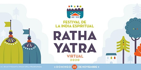 Festival de la India Espiritual - Ratha Yatra Virtual 2020 entradas