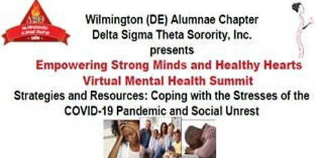 Empowering Strong Minds and Healthy Hearts  Virtual Mental Health Summit tickets