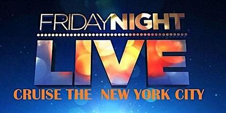 11/6 FRIDAY NIGHT LIVE W/ DJ HOTROD CRUISE @ JEWEL YACHT LATENIGHT tickets