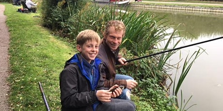 Let's Fish! - Northampton - Learn to Fish session tickets