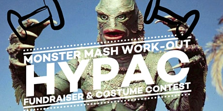 Monster Mash Work-out tickets