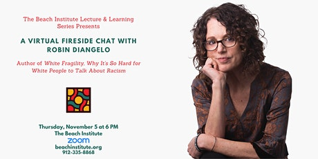 A Virtual Fireside Chat with Robin DiAngelo tickets