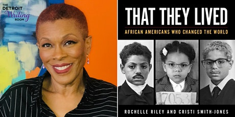 Detroit Writing Room Book Club ft. Rochelle Riley tickets