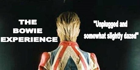 The Bowie Experience - Duo tickets