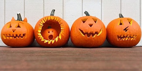 Virtual Pumpkin Carving Contest tickets