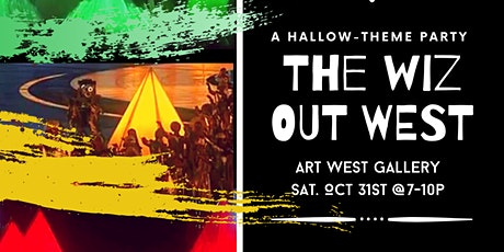 The Wiz Out West Hallow-Theme Party: A Color Coded Experience tickets