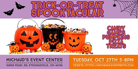 Michaud's Trick-or-Treat Spooktacular tickets