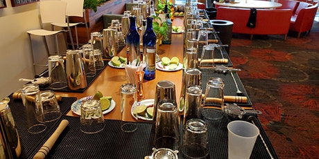 Mixology Class @ The Pearl tickets