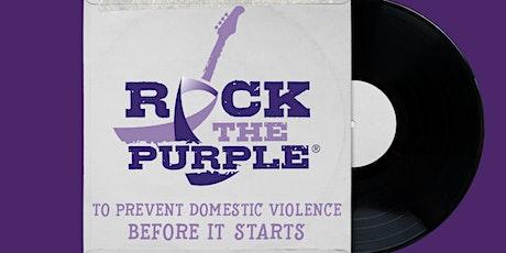 Rock the Purple Open Mic Night tickets