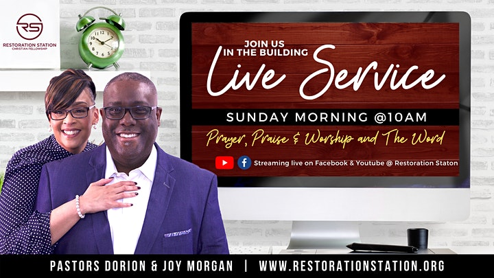 Sunday Service 01/17/2021 image