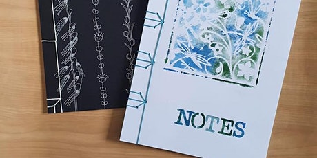 Cover Design & Bookbinding Workshop 2 tickets
