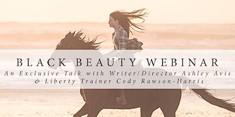 The Wild Beauty Foundation Presents:  Black Beauty Live Webinar tickets