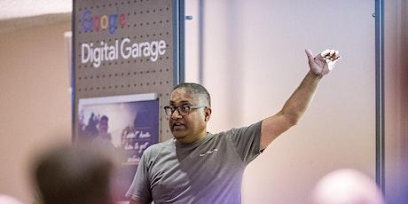 Google Digital Garage Webinar - Social Media Strategy 17.11.20 tickets