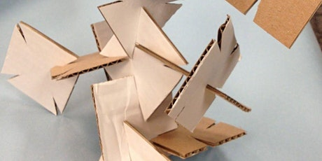 Caedmon School Makerssori: Cardboard Creations (Ages 4-8) tickets