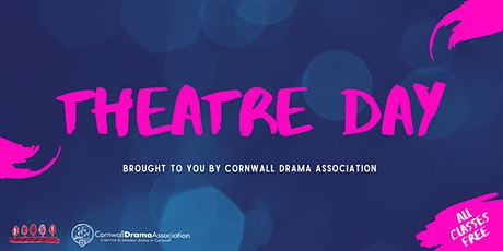 Theatre Day: Director's Toolbox with Guy Watson tickets