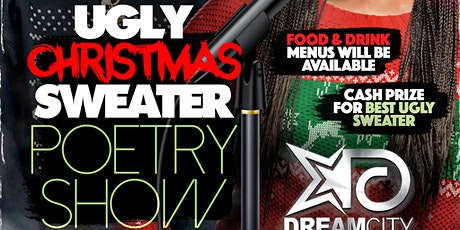 The Ugly Christmas Sweater Poetry Show tickets