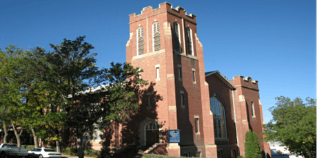 Fifth Ave Memorial United Church Sunday Church Service tickets