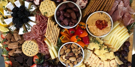 Date Night -- Wine and Cheese and More for Two (at home) tickets