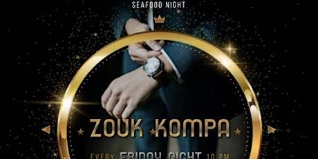 Zouk & Kompa tickets