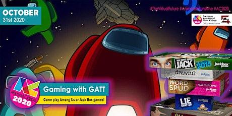 Gaming with GATT tickets