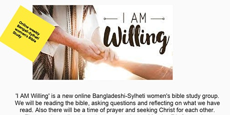Womens Bengali-Sylheti Bible Study Group tickets