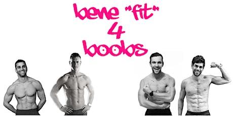 "Bene""fit"" 4 Boobs tickets"