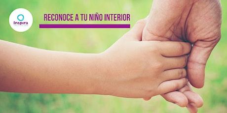 Charla On Line Reconoce a Tu Niño Interior entradas