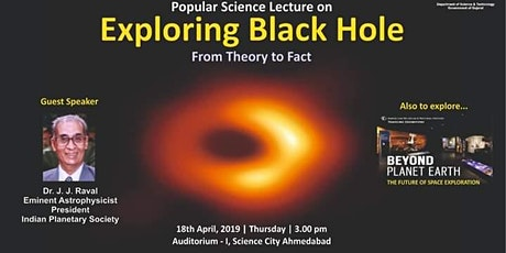 The talk about the 2020 nobel prize in physics for black hole exploration tickets