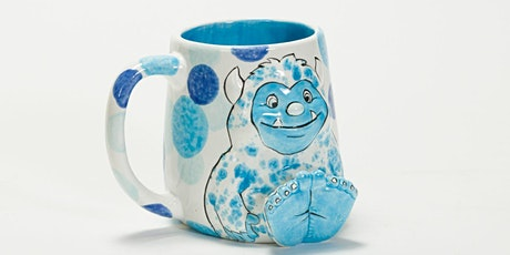 Kids Night Funky Mug tickets