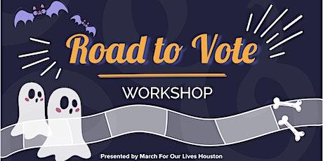 MFOLH Voter Workshop: Road to Vote tickets
