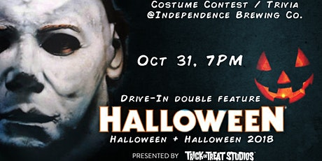 The Shocking HALLOWEEN Costume Party + Donation Drive-in tickets