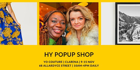 Hy Popup Shop tickets