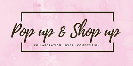 Pop up & Shop up is BACK! tickets