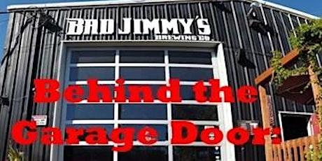 Behind The Garage Door 2: A Burlesque Show tickets
