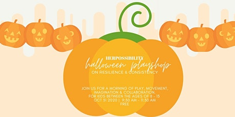 Halloween Playshop on Consistency and Resilience tickets