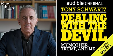 Detroit Writing Room Book Club ft. Tony Schwartz tickets