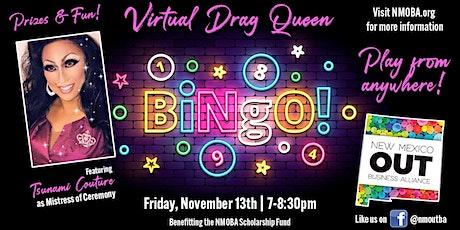 Virtual Drag Queen Bingo tickets