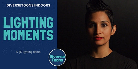 #DTindoors - Lighting Moments  With Raqi Syed tickets