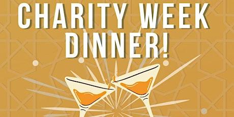 Virtual Annual SOAS Charity Week Dinner 2020 tickets