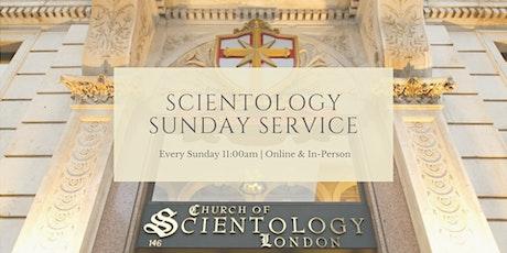 Scientology Sunday Service tickets