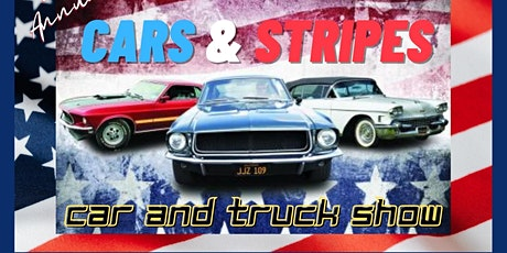 2nd Annual Cars & Stripes Car & Truck Show tickets